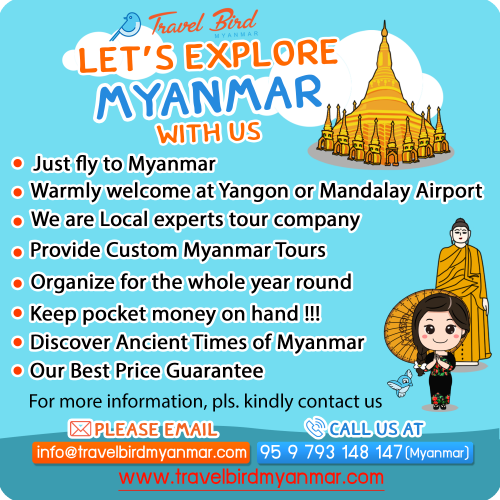 let's explore myanmar